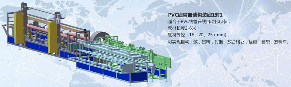 PVC线管自动包装线1对1~最新推荐